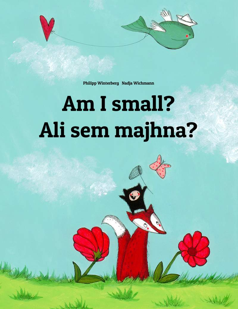 Ali sem majhna?